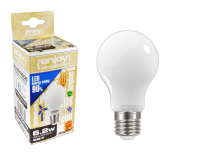 LED FILLAMENT MILKY A60-6.7W Ε27-enjoySimplicity™